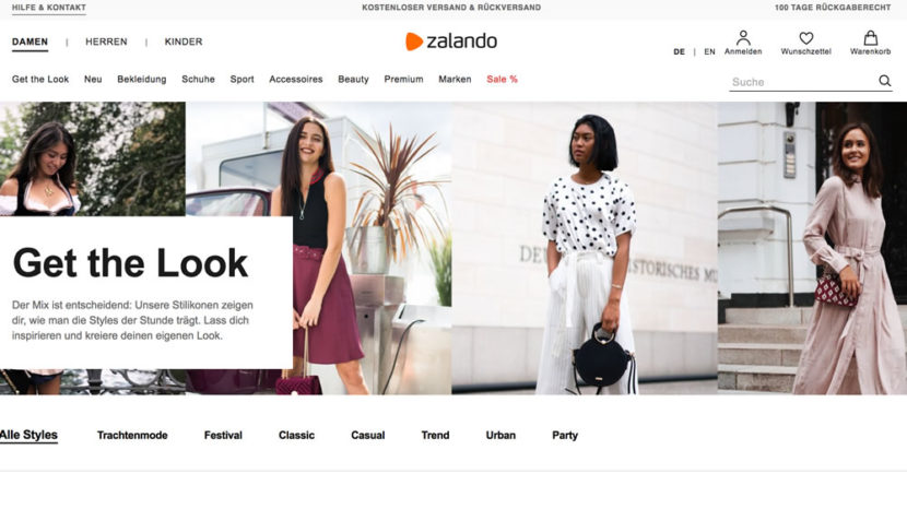 Zehn Alternative Onlineshops zu Zalando